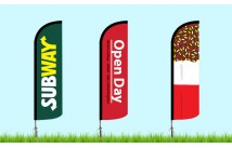 Custom Advertising Flags