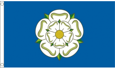 Yorkshire New Small Flag