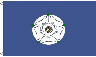 Yorkshire Old Small Flag