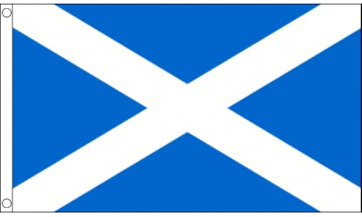 St Andrews (Light Blue) Small Flag