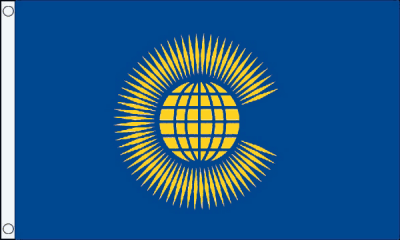 Commonwealth (Old) Small Flag