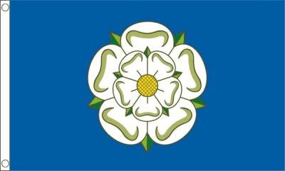 Yorkshire New NYLON Flag
