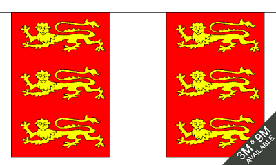 King Richard 1st Bunting