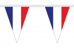 5m Triangular - 12 flags