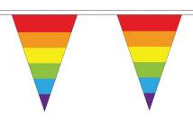 20m Triangular - 54 flags
