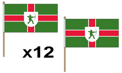 Nottinghamshire New Hand Flags