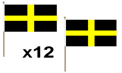 St Davids Hand Flags