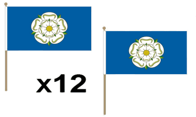 Yorkshire New Hand Flags