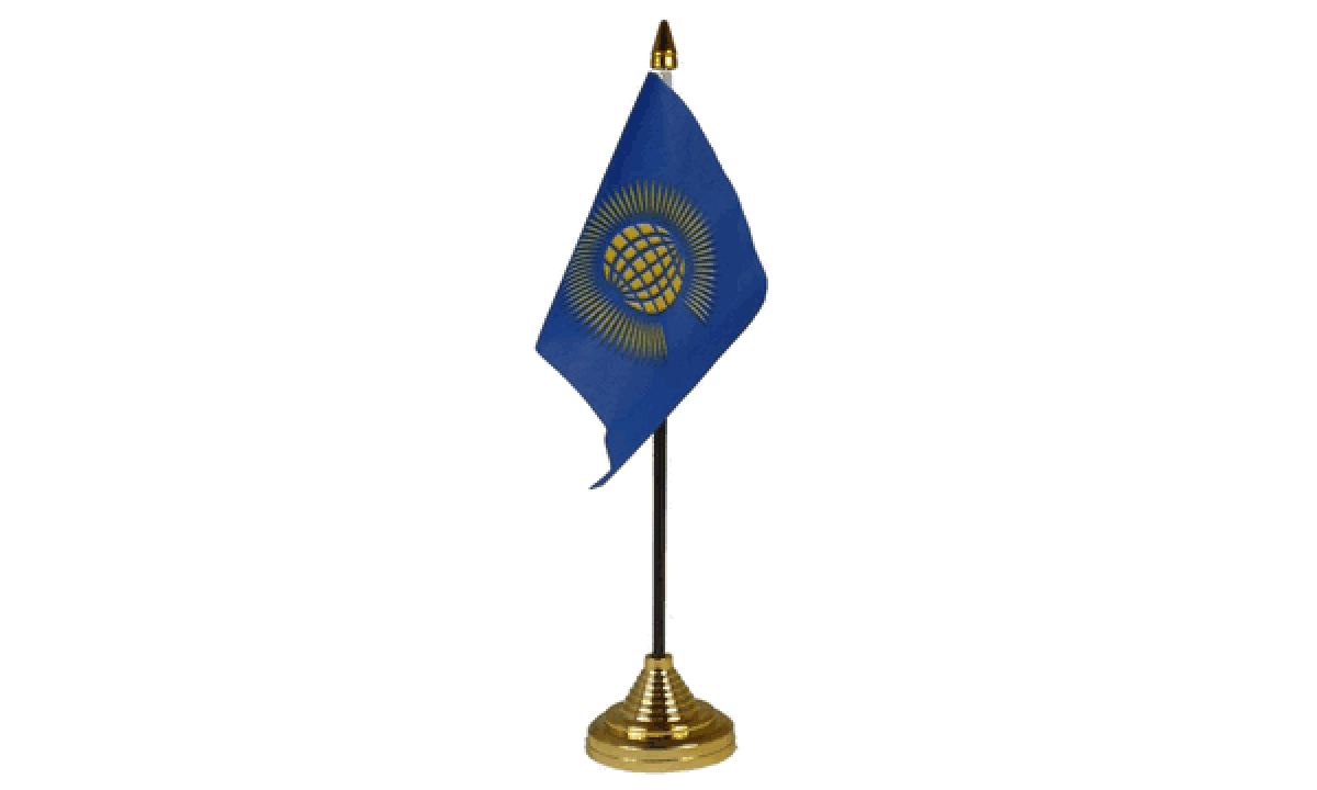 Commonwealth (Old) Table Flags